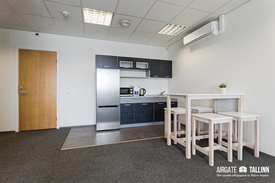 Kontoripind Tallinnas | Köök