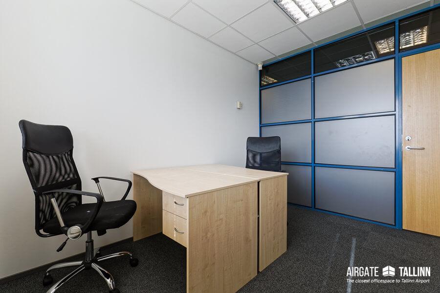 Privaatne kontoriruum väikeettevõttele Tallinnas