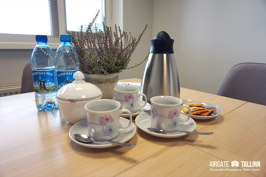 Koosolekuruum 6 inimesele Tallinnas - Airgate Tallinn
