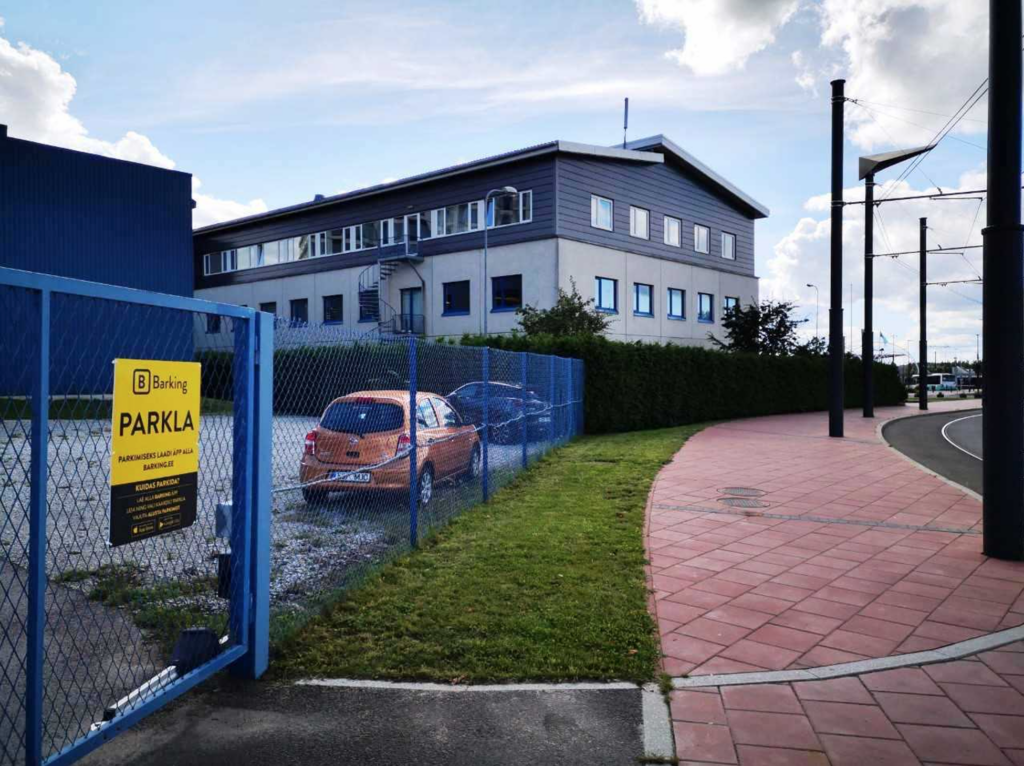 Affordable parking in Tallinn Airport and Ülemiste City